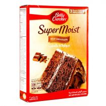 Betty Crocker Super Moist Milk Chocolate Cake Mix 500g