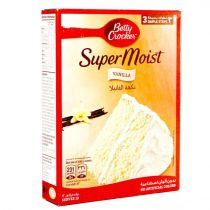 Betty Crocker Super Moist Delights French Vanilla Cake Mix 500g