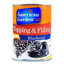 American Garden Blueberry Filling 595g