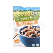 Cascadian Farm Organic Oats and Honey Granola 453g