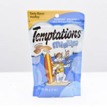 Whiskas Temptations Mix Ups Surfers Delight Cat Treats 85g