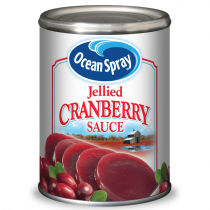 Ocean Spray Jellied Cranberry Sauce 397g