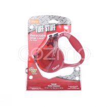 Hartz Tuff Stuff Retractable Strap Leash For Small Dogs
