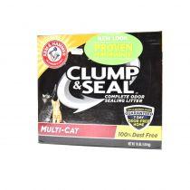 Arm & Hammer Clump & Seal Cat Litter 4.54 Kg