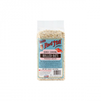 Bob's Red Mill Organic Quick Cooking Rolled Oats 907g