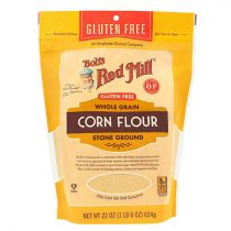 Bob's Red Mill Gluten Free Corn Flour 624g