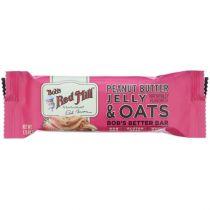 Bob's Red Mill, Bob's Better Bar, Peanut Butter Jelly & Oats 50g