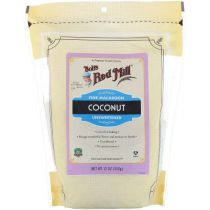 Bob's Red Mill Fine Macaroon, Unsweetened Coconut  340g