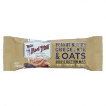 Bob's Red Mill, Bob's Better Bar, Peanut Butter Chocolate & Oats 50g