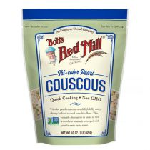 Bob's Red Mill Tri-Color Pearl Couscous 454g
