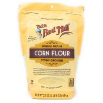 Bob's Red Mill Whole Grain Corn Flour 624g