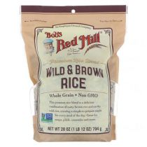 Bob's Red Mill Wild Rice & Brown Rice 794g