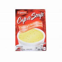 Lipton Cup-A-Soup Cream Of Chicken Flavor 4X68g