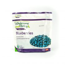 Wholesome Pantry Organic Frozen Blueberries 284g