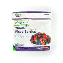 Wholesome Pantry Organic Frozen Mixed Berries 284g