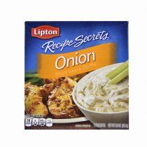 Lipton Recipe Secrets Onion Flavor Soup and Dip Mix 2X56g