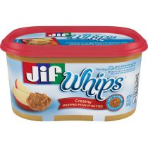 Jif Whips Creamy Whipped Peanut Butter  450g