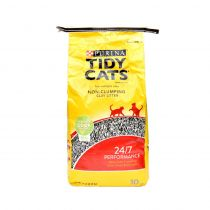 Purina Tidy Cats Non-Clumping Cat Litter 24/7 Performance 4.54 Kg