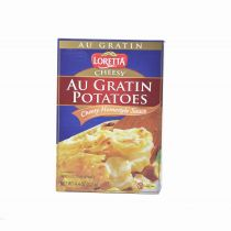 Loretta Cheesy Gratin Potatoes - Homestyle Sauce 125g