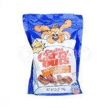 Canine Carry Outs Bacon & Cheese Flavor Treats 709g