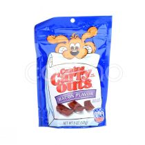 Canine Carry Outs Bacon Flavor Treats 141g