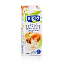 Alpro Almond Milk Unsweetened 1Ltr