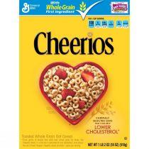 General Mills Cheerios Oat Cereal (252 g)