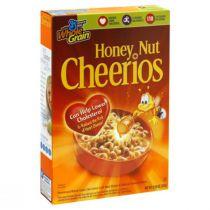 General Mills Cheerios Honey Nut Cereal (347 g)