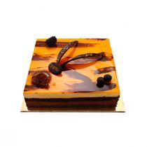 Chocolate Mousse Orange (10 people)
