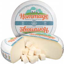 Hommage goat cheese