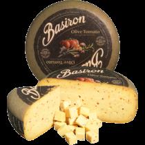 Basiron Olive & Tomato Gouda Cheese