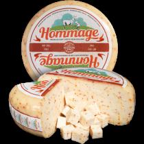 Hommage Chili goat cheese