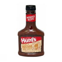 Hunt's Honey Mustard BBQ Sauce (510 g)