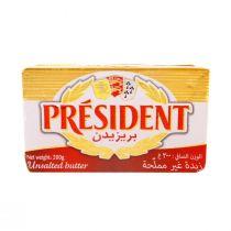 President Unsalted Butter (200g)