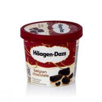Haagen-Dazs Ice Cream Belgian Chocolate (100 ml)