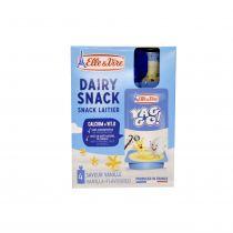 Elle & Vire YAG Go! Vanilla Dairy Snack 4*80g