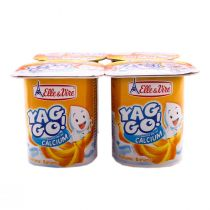 Elle & Vire Low Fat Yag Go Banana (125 g)