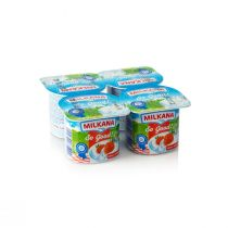 Milkana Kids Up Pudding Strawberry (100 g)