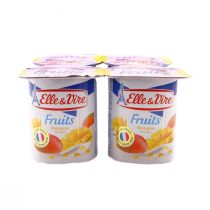 Elle & Vire Low Fat Mango (125 g)