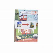 Maison Popcorn Butter 3X80g