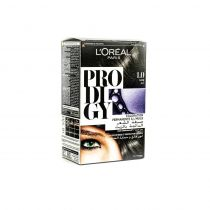 L'Oreal Paris Prodigy Permanent Oil Hair Color 1 Obsidian