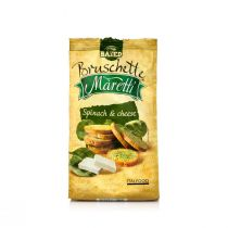 Maretti Bruschette Spinach & Cheese (70 g)