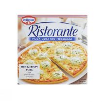 Dr. Oetker Ristorante Pizza Quattro Formaggi (340g)
