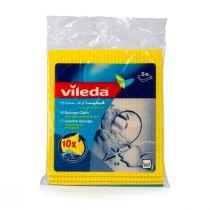 Vileda Sponge Cloth (5 pcs)