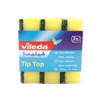 Vileda Tip Top Sponge (3 pcs)