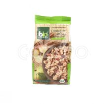 Bio Zentrale Crunchy Apple And Cinnamon Muesli 375g