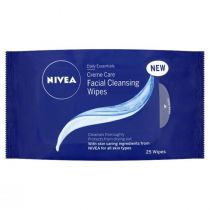 Nivea Facial Cleansing Wipes (25 wipes)