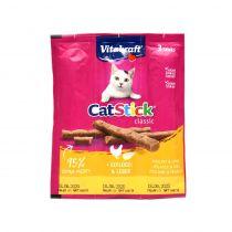 Vitakraft Mini Liver & Poultry Cat Treat 3X18g
