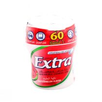 Wrigley's Extra Gum Watermelon Flavor Bottle (60 pcs)