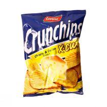 Lorenz Crunchips Cheese & Onion (150 g)